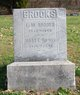 Mary Ann <I>Mobely</I> Brooks