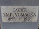Emil Vomacka