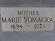 Marie Vomacka