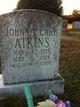 Johnnie Gray Atkins