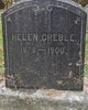 Profile photo:  Helen Creble