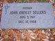 John Ernest Sellers