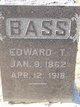 Profile photo:  Edward T Bass