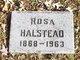 Rosa Halstead