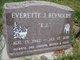 """Everette James """"E.J."""" Reynolds"""