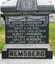 Profile photo:  Albert I. Remsberg