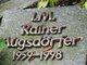 Profile photo:  I M Rainer Augsdörfer