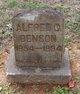 Profile photo:  Alfred O. Benson
