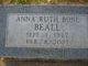 Profile photo:  Anna Ruth <I>Bone</I> Beall