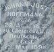Johann Jost Hoffmann