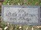 Lester Herbert Hatton