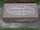 """Claudius Willbart """"Claude"""" Steele"""