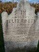 Elizabeth <I>Book</I> Fraelich