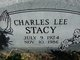 Profile photo:  Charles Lee Stacy