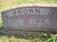 Profile photo:  Addie Irma <I>Lawrence</I> Brown