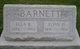 Ella Blanche <I>Burget</I> Barnett