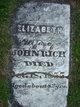 Elizabeth <I>Davis</I> Rich
