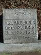 Profile photo:  A J Anderson