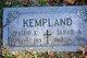 Sarah A. <I>McDermott</I> Kempland