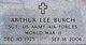 Arthur Lee Burch
