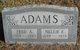 Profile photo:  Fred A Adams