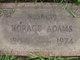 Profile photo:  Horace Adams