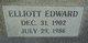 Profile photo:  Elliott Edward Atwood