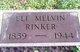 Eli Melvin Rinker