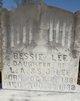 Profile photo:  Bessie Lee
