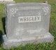 Profile photo:  Wrigley