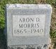 "Profile photo:  Aaron Demoine ""Cap"" Morris"