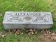 Maude Bessie <I>Campbell</I> Alexander