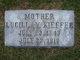 "Lucilla Virginia ""Lucy"" <I>Kieffer</I> Ruebush"