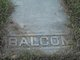 Betsey M. <I>Emery</I> Balcom