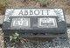 Bobbie Ruth <I>McKelvy</I> Abbott