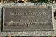 William F. Freund, Jr