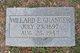 Profile photo:  Willard Edward Granger