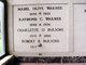 Mrs Mabel Olive <I>Kepner</I> Warner