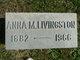 Profile photo:  Anna Martha <I>Rutledge</I> Livingston