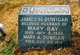Mrs Mary A. <I>Day</I> Dunigan