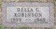 Della <I>Taylor</I> Robinson