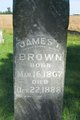 Profile photo:  James T. Brown