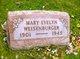 Mary Evelyn <I>Figley</I> Weisenburger