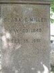 Clara E. Miller