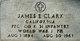 PFC James Edgar Clark