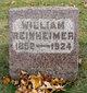 William Reinheimer
