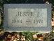 Jessie Irene <I>Shelly</I> Outman Ashbaugh