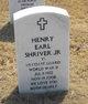 Profile photo:  Henry Earl Shriver, JR