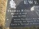 Thomas Riley Ewell, Sr