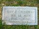 Lilly Elizabeth <I>Stidham</I> Galloway